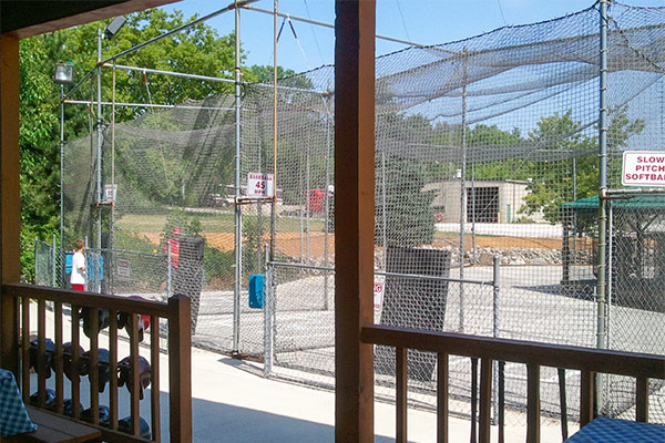 Tom & Jerry's Batting Cages for baseball and softball