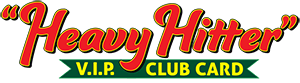 Heavy Hitter Batting Cages punch card Tom & Jerry's Mini-Golf Plymouth Wisconsin Sheboygan County