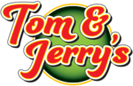 Tom & Jerry's Mini-Golf & Batting Cages Logo
